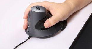 Lavoro al PC? Meglio col mouse verticale!